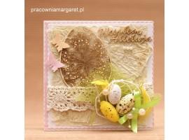 Kartka świąteczna Wielkanoc