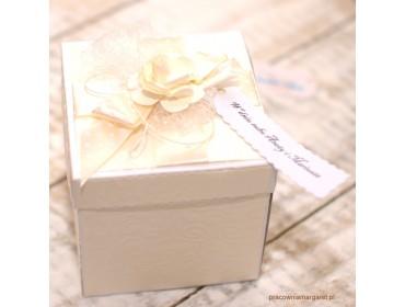 ślubne pudełko - exploding box