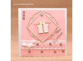 Kartka na imieniny lub urodziny